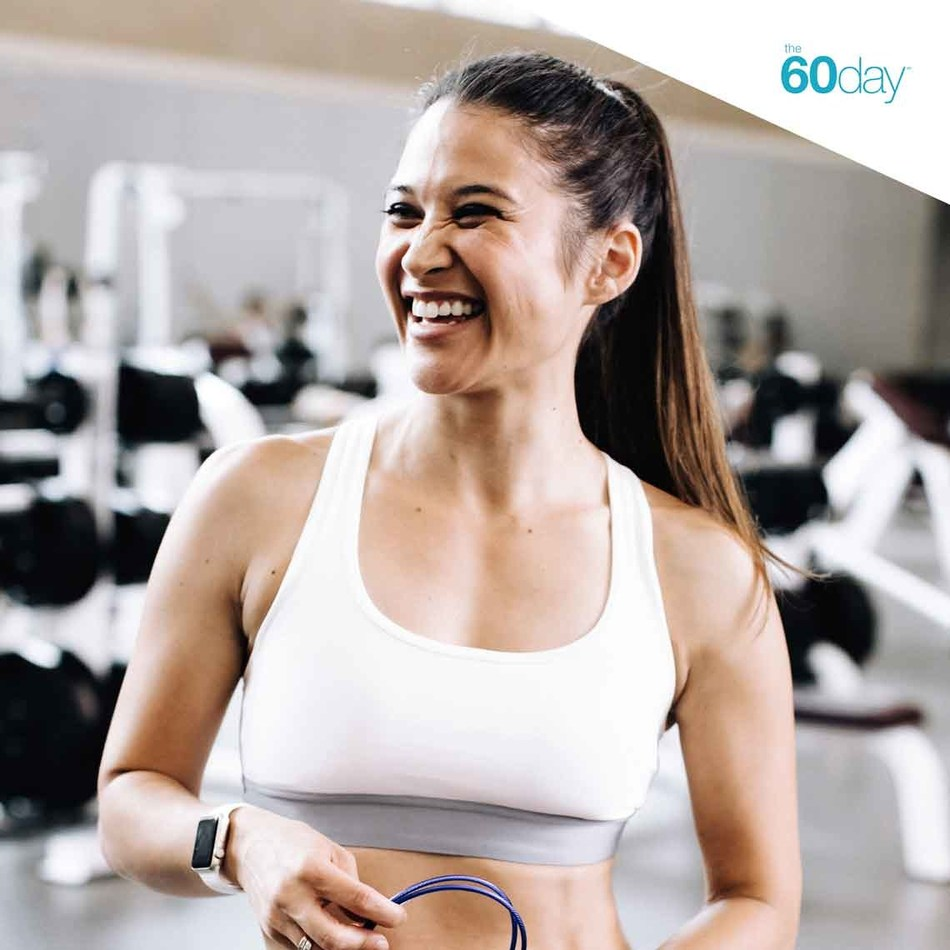 60day provides daily support, resources and motivation for anyone looking to jumpstart their goals and live a healthier life.