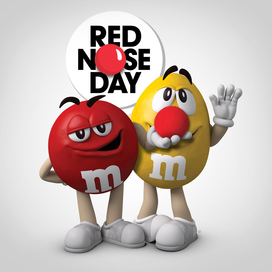 NEWARK TEENS STEP UP TO THE MIC WITH M&M'S® FOR FIFTH ANNUAL RED NOSE DAY - Comedians from Upright Citizens Brigade Help Local Youth to Harness the Power of Laughter