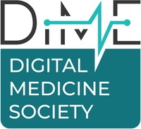 Digital medicine is the future. Build it with us. (PRNewsfoto/Digital Medicine Society (DiMe))