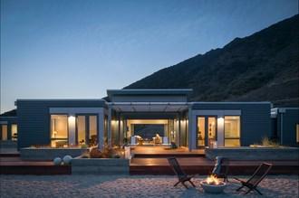 Blu Breezehouse exterior southern California