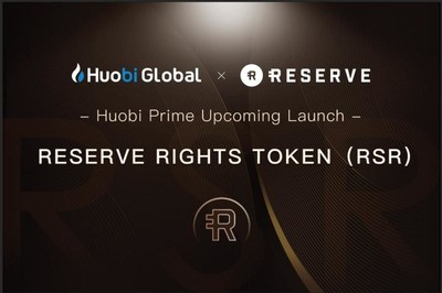 Huobi Prime Partners with Reserve