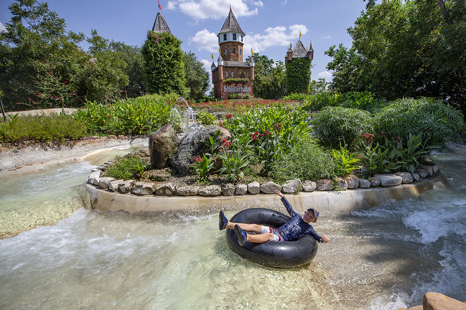In New Braunfels, Schlitterbahn is the slippery road to summer fun in the heart of the Texas Hill Country!