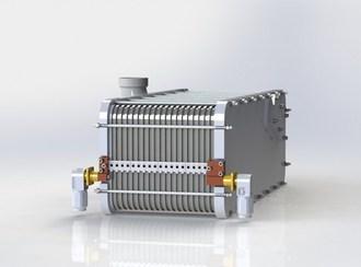Figure 1. ZRS-4500 Zinc Regeneration Module (CNW Group/MGX Minerals Inc.)