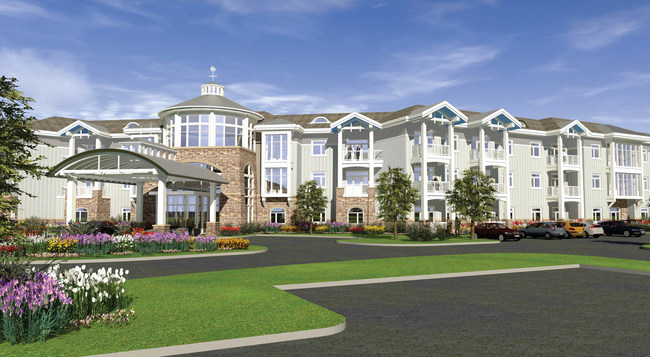 85 monthly rental independent living apartments - priority access to The Lodge at Historic Lewes' assisted living and memory care.