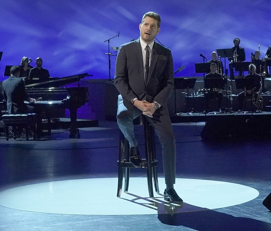 "Michael Bublé stars in ""bublé!"", the one-hour special starring the international, best-selling singer/songwriter/entertainer. The special is being distributed internationally by Alfred Haber Television, Inc."