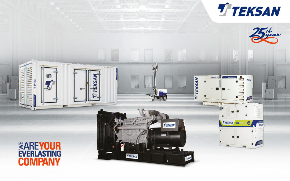 "Teksan Generator, headquartered in Istanbul, is a Turkish engineering and technology company which designs, manufactures and installs diesel, natural and biogas generator sets, mobile lighting towers, portable gensets, cogeneration-trigeneration solutions and hybrid power systems. Teksan, ranked among Turkey's Top 500 Industrial Enterprises and ""Top 1000 Exporters of Turkey"", is also one of the top investors for R&D field in Turkey, delivers its uninterrupted power products and services to consumers not only in Turkey but also in more than 130 countries."