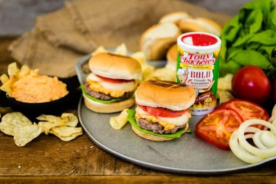 Tony's Zesty Pimento Cheeseburger by Girl Carnivore
