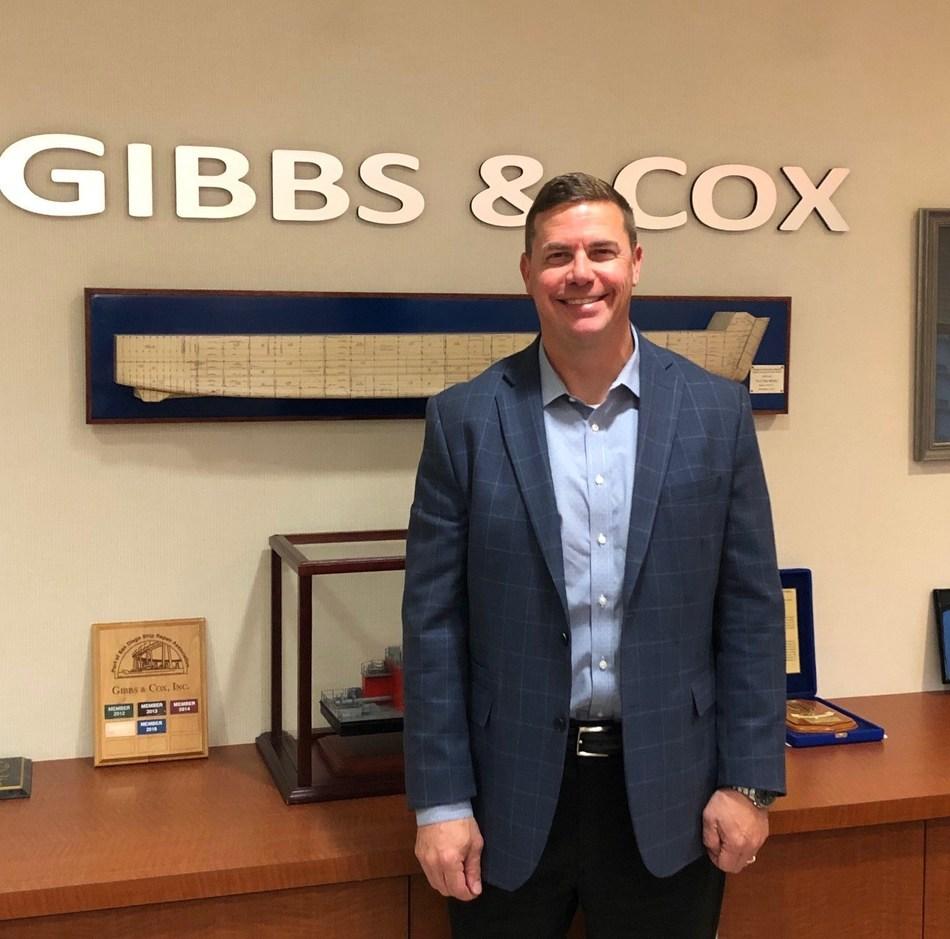 Gibbs & Cox Appoints Matthew Garner as Assistant Vice President, Ship Design