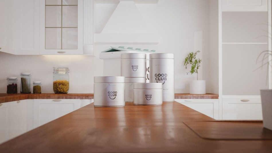 Good Club already offer a vast sustainable product range and is currently raising money via a Crowdcube campaign to trial custom designed, reusable product packaging and delivery boxes that can be  recovered from customers, cleaned and reused. Good Club is set to become the UK's first zero-waste online supermarket.