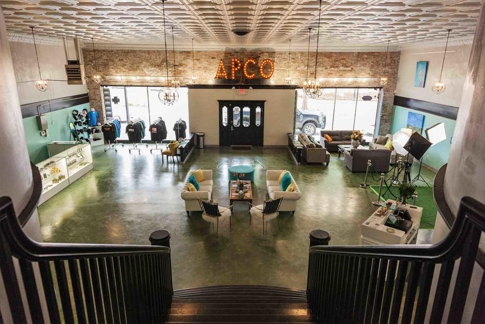 APCO MED medical marijuana dispensary department store at 313 NW 23rd Street Oklahoma City, Oklahoma 73103. Raising the bar in the USA marijuana industry.