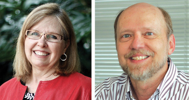 Lindy and Tom L. Schneider