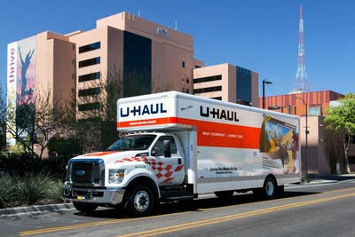U-Haul is counting down its top 10 U.S. Destination Cities based on the total number of one-way truck arrivals in 2018. Phoenix, Ariz., ranks No. 9 on the list.