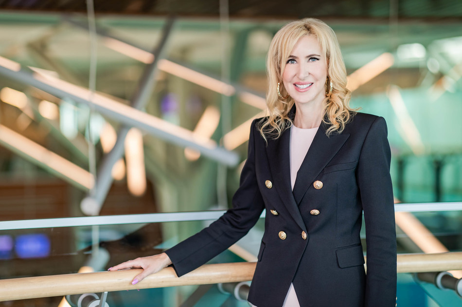 Annalisa King, one of Canada's most respected business leaders, appointed Chair of the Board of Directors for Vancouver Airport Authority. (CNW Group/Vancouver Airport Authority)