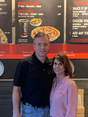 Pizza Inn 'Franchisees of the Year' are opening a Pie Five in Lubbock