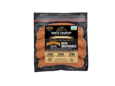 Harpoon IPA Sausage from North Country Smokehouse