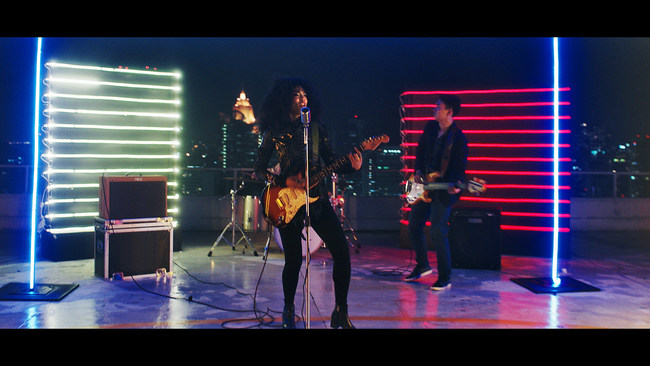 """The """"Discover This Way"""" campaign, featuring Judith Hill's new single, """"Upside."""""""
