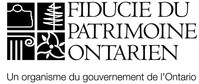 Logo de la fiducie du patrimoine ontarien (Groupe CNW/Fiducie du patrimoine ontarien)
