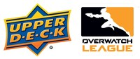 The first-ever official esports league license grants Upper Deck exclusive rights to Overwatch League trading cards, prints, posters, stickers, and memorabilia.