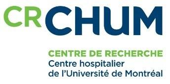 Logo: CRCHUM (CNW Group/Centre hospitalier de l'Université de Montréal (CHUM))