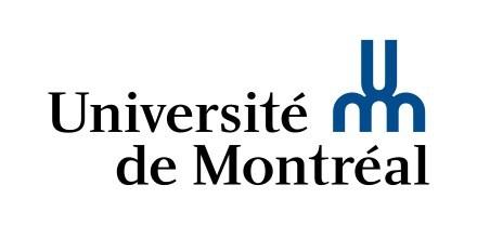 Logo: UdeM (CNW Group/Centre hospitalier de l'Université de Montréal (CHUM))