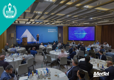 """The MetTel Innovation Summit 2019 in Miami has won a """"Stevie"""" for a best practice in Customer Engagement from the American Business Awards."""