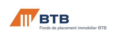 Logo : Fonds de placement immobilier BTB (Groupe CNW/Fonds de placement immobilier BTB)