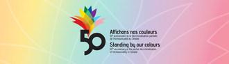 Standing By Our Colours (CNW Group/Grand Canadian Events)