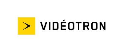 Logo : Vidéotron ltée (Groupe CNW/Vidéotron)