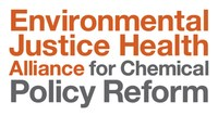 Environmental Justice Health Alliance for Chemical Policy Reform Logo