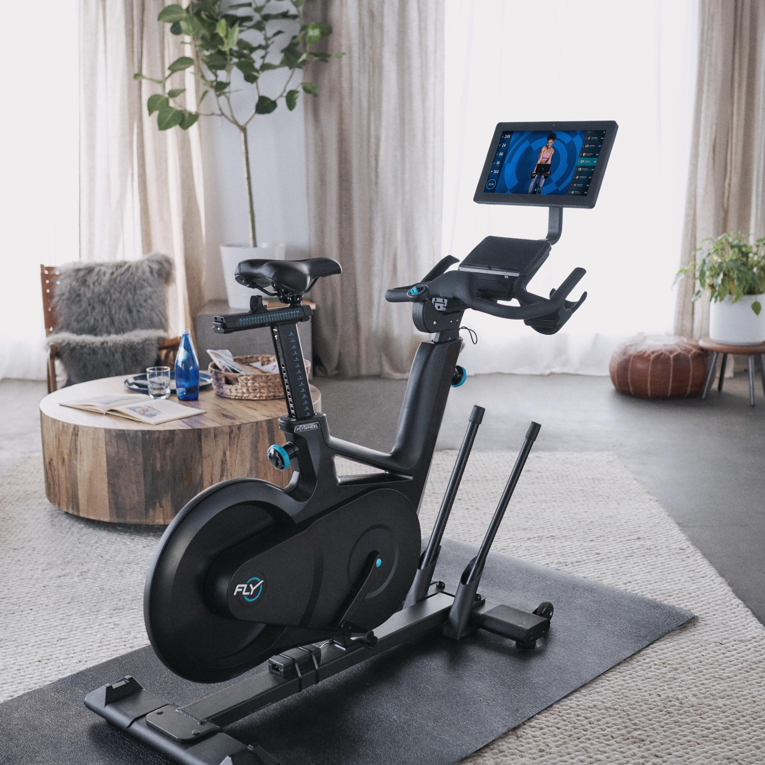 Flywheel Home Bike Now Available On Amazon.com