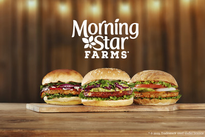 The #1 Veggie Burger in the USA  Steps up the Summertime Sizzle with Country Music Duo The Reklaws (CNW Group/MorningStar Farms)