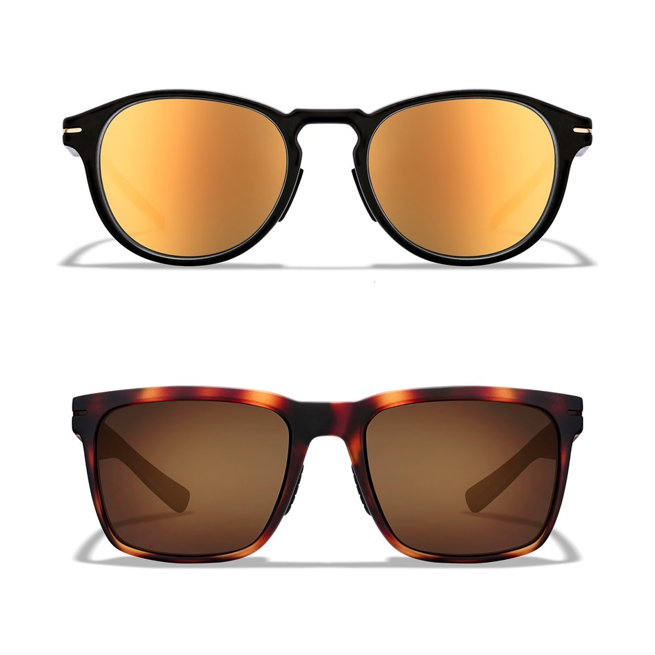 The Oslo and Barton push eyewear design and technology to new heights, concealed behind some of the most in-demand styles for this summer. All of ROKA's eyewear features market-leading ultra-lightweight design, a patented fit system and world-class optics in vintage and bold looks.