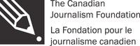 The Canadian Journalism Foundation logo (CNW Group/Canadian Journalism Foundation)