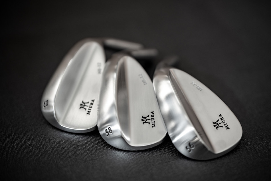 The new Milled Tour Wedge High Bounce (HB) from Miura Golf increases playability while maintaining precision and control.