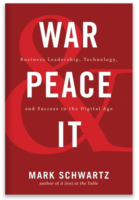 In the war for business supremacy, Schwartz shows we must throw out the old management models and stereotypes that pit suits against nerds. Instead, business leaders of today can foster a space of collaboration and shared mission, a space that puts technologists and business people on the same team. For business leaders looking to unlock their enterprise's digital transformation, War and Peace and IT provides clear context and strategies.