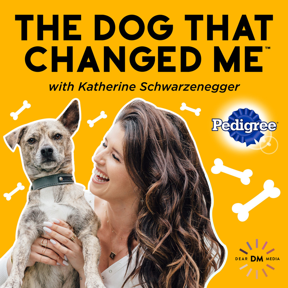 """""""THE DOG THAT CHANGED ME™"""" with Katherine Schwarzenegger, sponsored by PEDIGREE®"""
