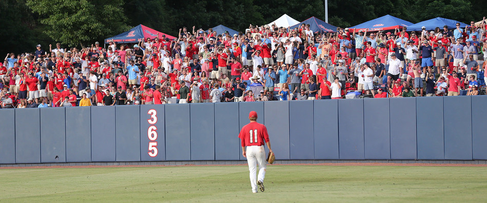College baseball fans in Mississippi will get an opportunity starting today to vote online for some of their favorite players as part of the 2019 C Spire Ferriss Trophy, which annually honors the top college baseball player in the Magnolia state.  Fan voting counts for 10 percent of the total award.
