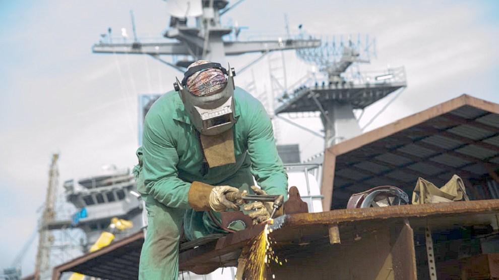 US Navy Shipyard-Mesothelioma