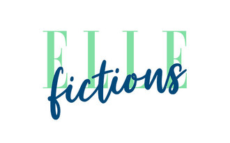 Logo: ELLE Fictions (CNW Group/Groupe V Média)