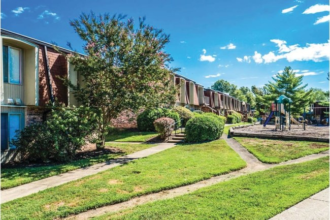 The Post Ridge Apartments offer 150 two and three bedroom units, all of which will be updated by the new ownership group, Hamilton Zanze.