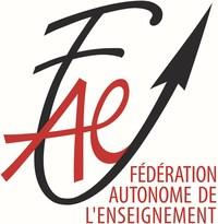 Fédération Autonome de l'Enseignement (Groupe CNW/Fédération autonome de l'enseignement (FAE))