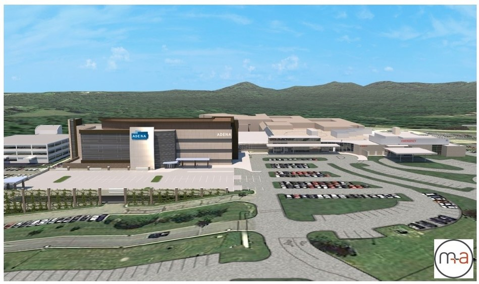 Adena Health System to Invest $70 million for Orthopedic and Robotics Center