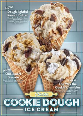 Three lesbians with ice cream