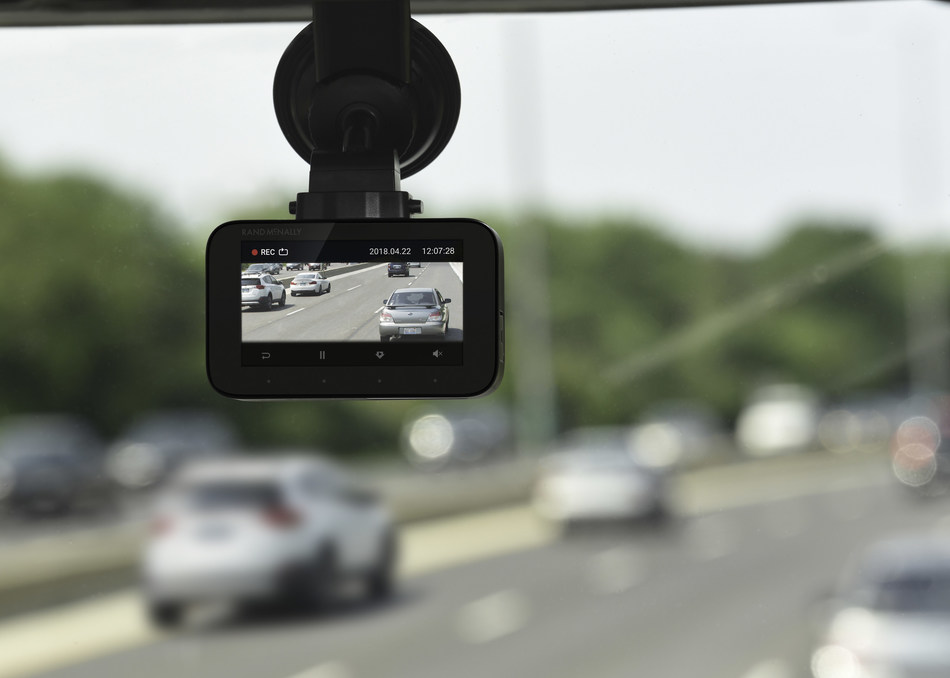 Rand McNally's DashCam 500 has been installed fleetwide at Lewis C. Howard, Inc. of Kalamazoo, Mich., to help keep insurance premiums down and protect the company.