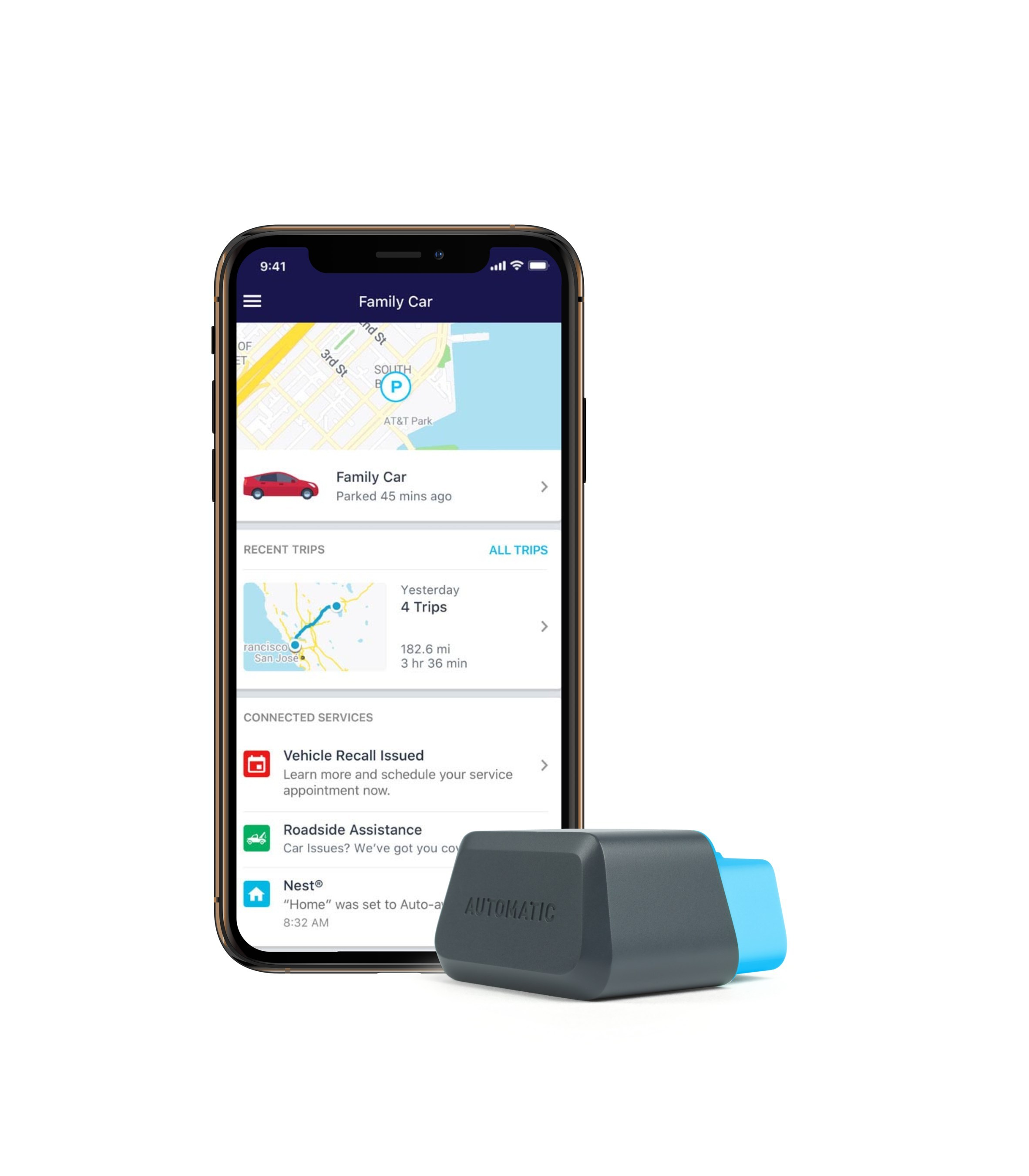 Automatic Introduces New Connected Car Assistant, Expands
