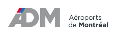 Logo : Aéroports de Montréal (Groupe CNW/Aéroports de Montréal)