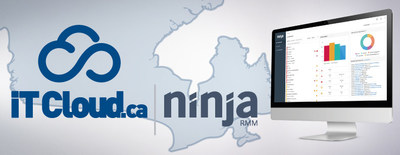 NinjaRMM and ITCloud., Canadian distribution deal (CNW Group/ITCloud.ca (IT Cloud Solutions))