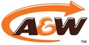 Logo : Services alimentaires A&W du Canada Inc. (Groupe CNW/Services alimentaires A&W du Canada Inc.)