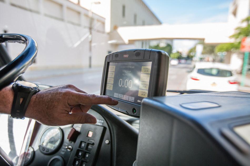 Cubic's Driver Control Unit