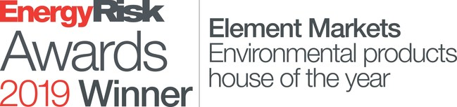 Element Markets Environmental products house of the year.